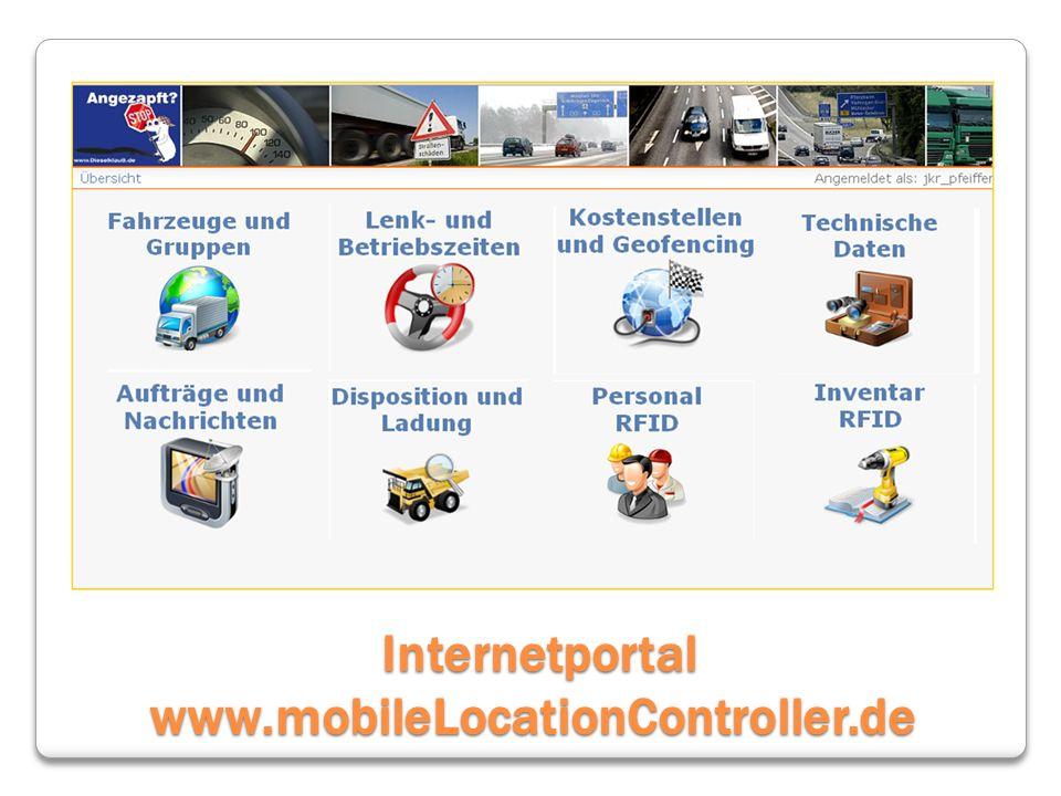 Internetportal Internetportalwww.mobileLocationController.de