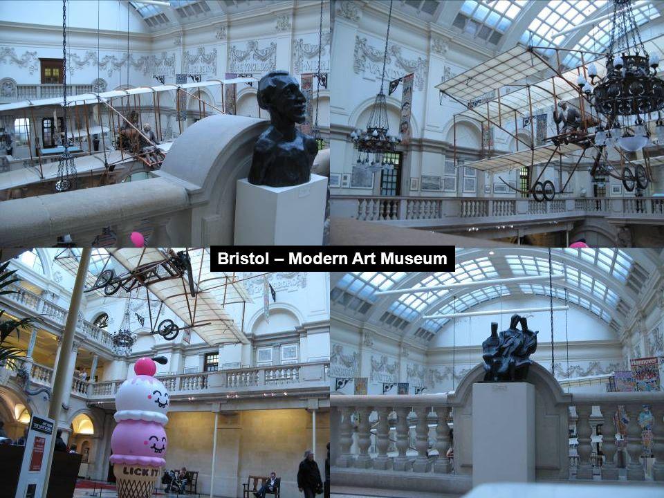 Bristol – Modern Art Museum