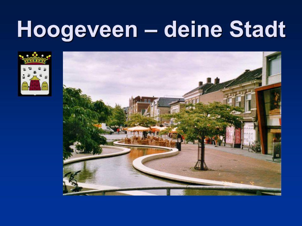 Hoogeveen – deine Stadt