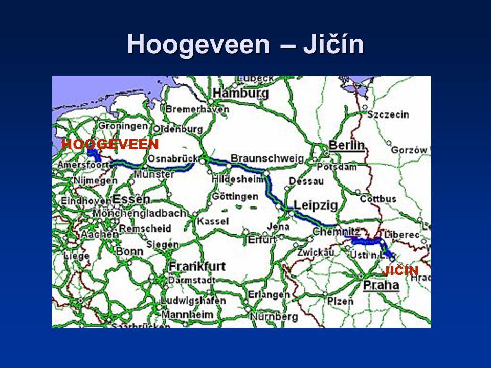 HOOGEVEEN JIČÍN Hoogeveen – Jičín
