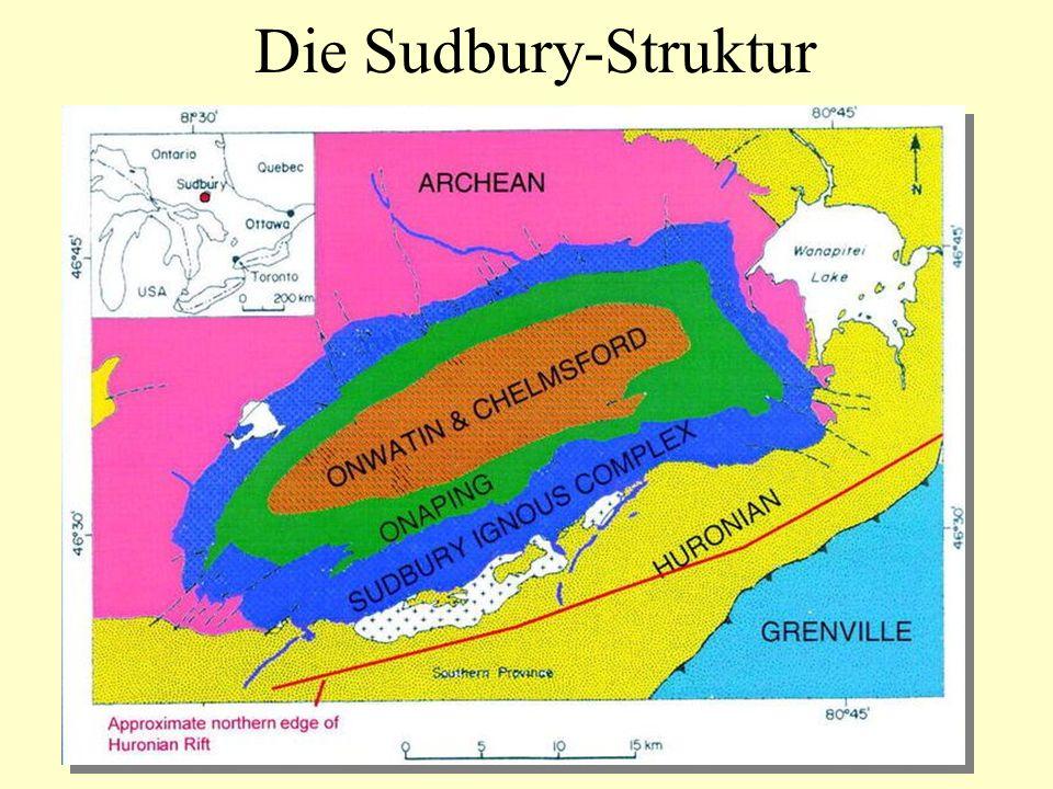 Die Sudbury-Struktur