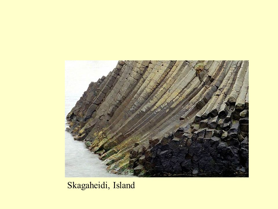 Skagaheidi, Island
