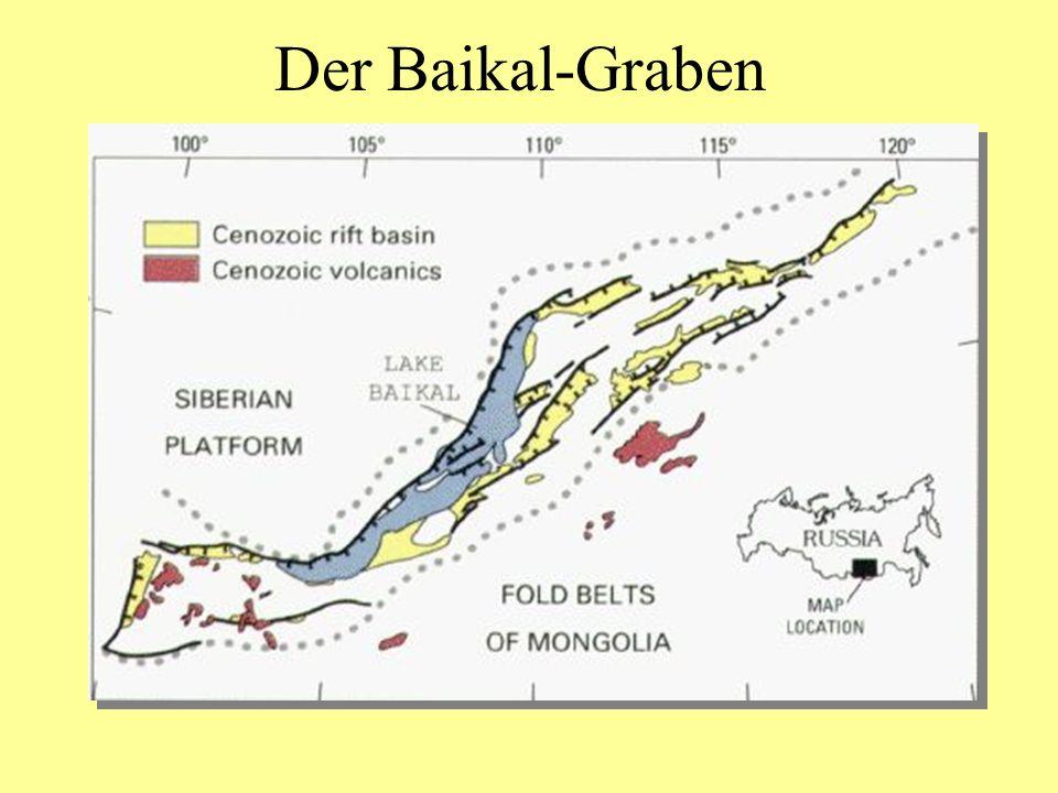 Der Baikal-Graben