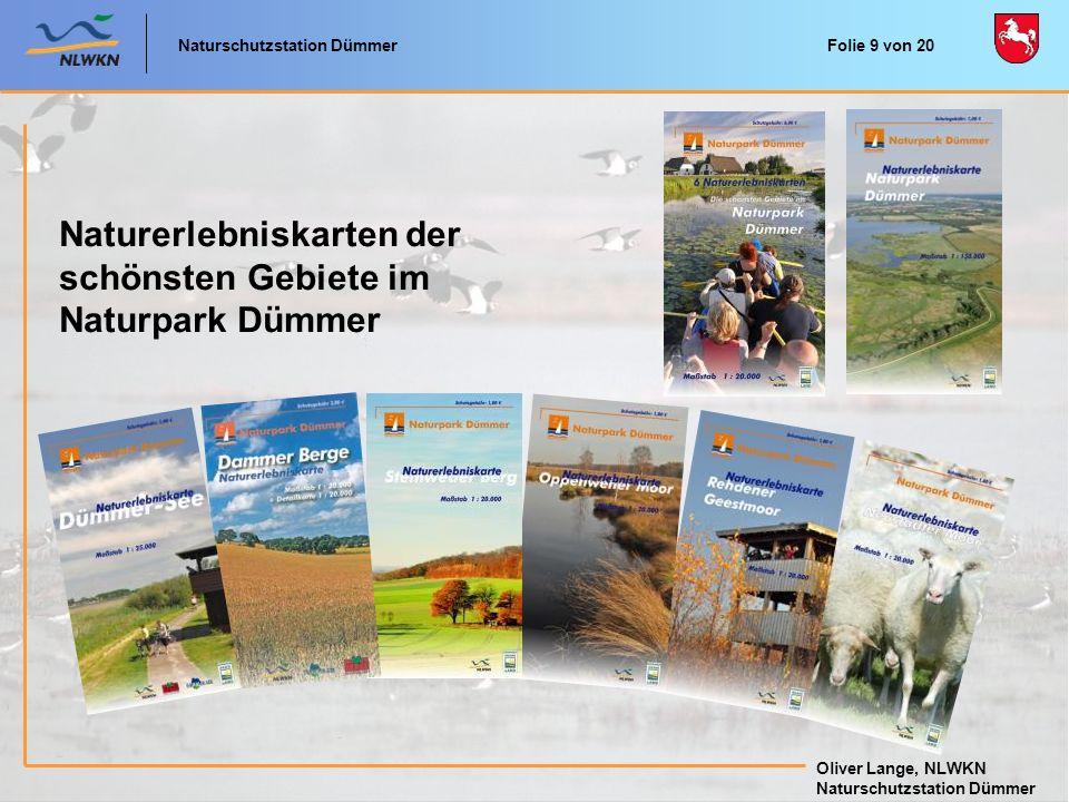 Naturschutzstation Dümmer Oliver Lange, NLWKN Naturschutzstation Dümmer Oliver Lange, NLWKN Naturschutzstation Dümmer Der Dümmer soll auch kommenden Generationen einprägsame Naturerlebnisse ermöglichen Folie 20 von 20 Vielen Dank!