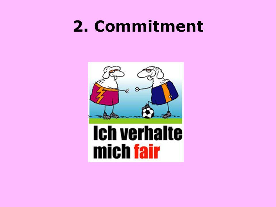 2. Commitment