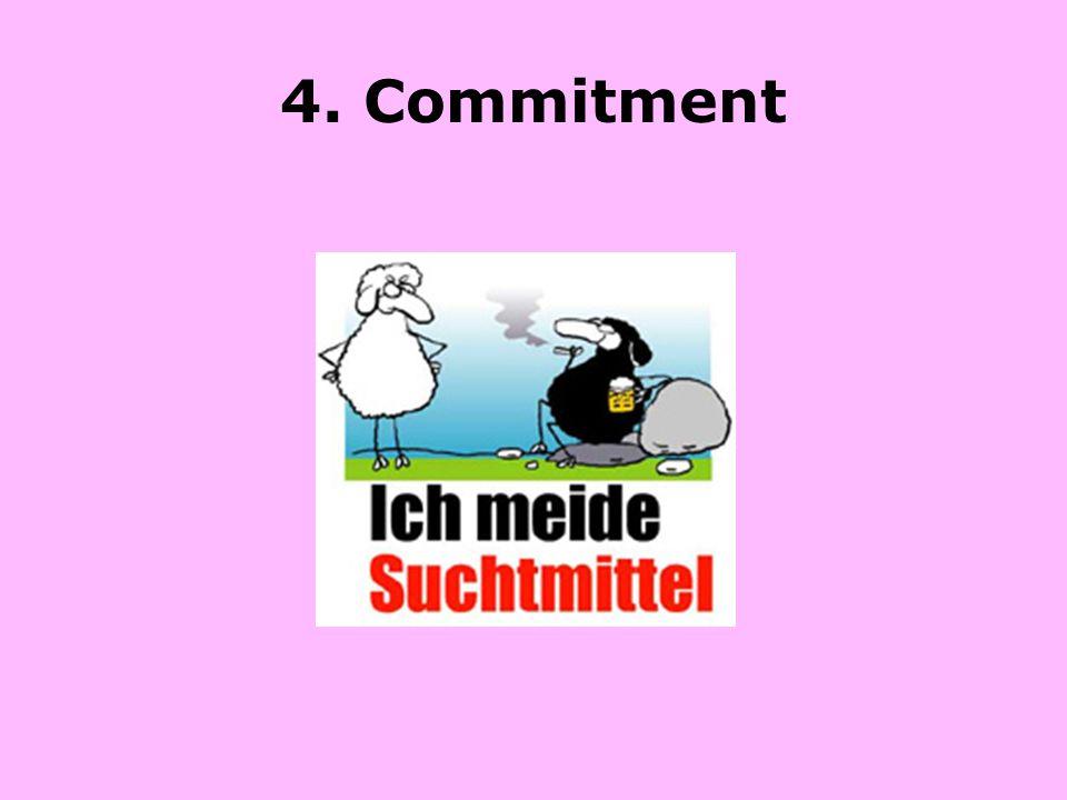 4. Commitment