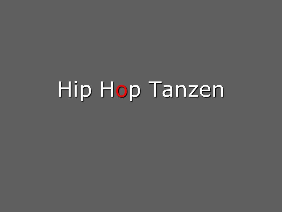 Hip Hop Tanzen