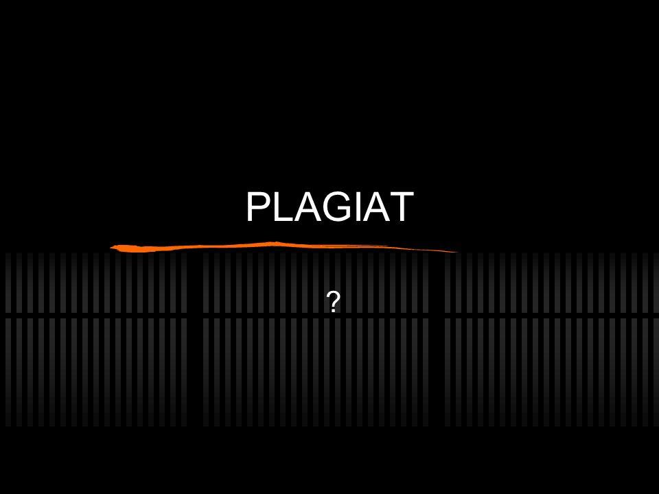 PLAGIAT ?