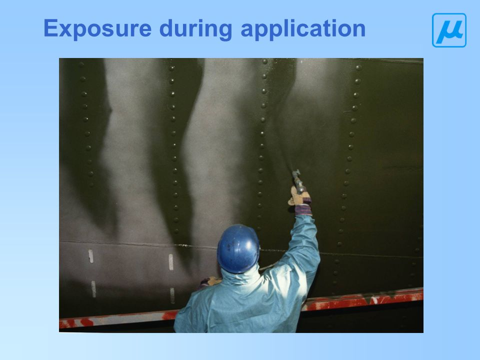 Exposure during inspection
