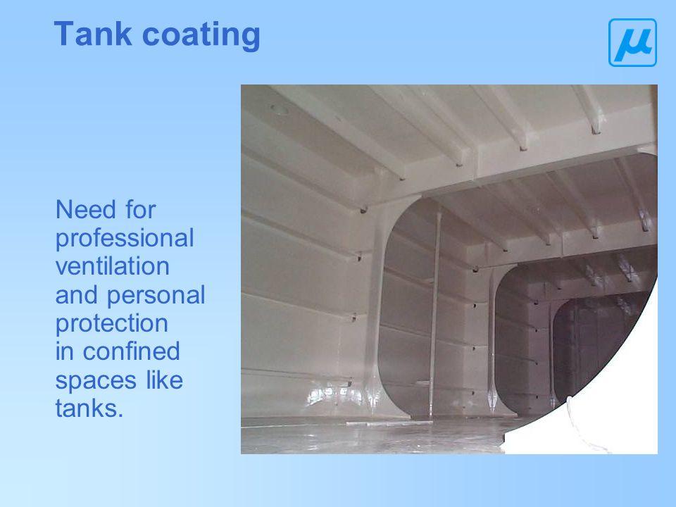 Blasting and Coating Halls for perfect environmental control during newbuilding Huisman-Itrec, Schiedam Blasting Hall: 40 m × 20 m × 10 m = 8.000 m³ Coating Hall: 40 m × 20 m × 10 m = 8.000 m³