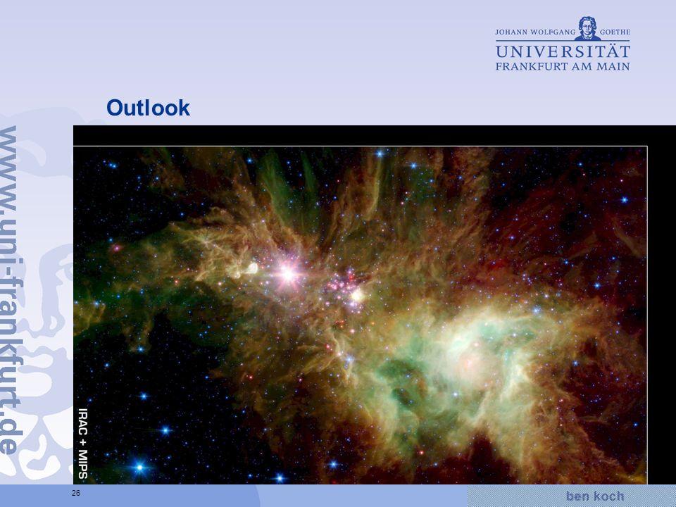 Hier wird Wissen Wirklichkeit 26 Outlook
