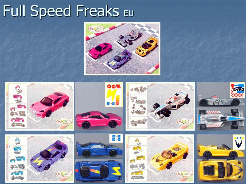 Full Speed Freaks EU
