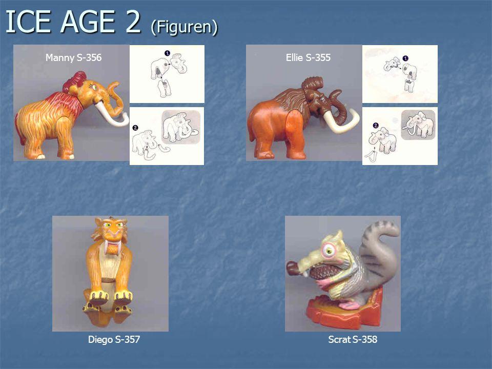 ICE AGE 2 (Spielzeug) S-359