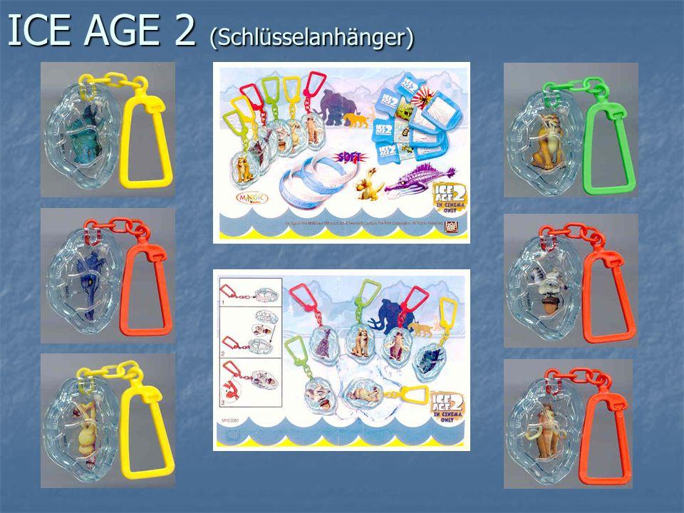 ICE AGE 2 (Schlüsselanhänger)