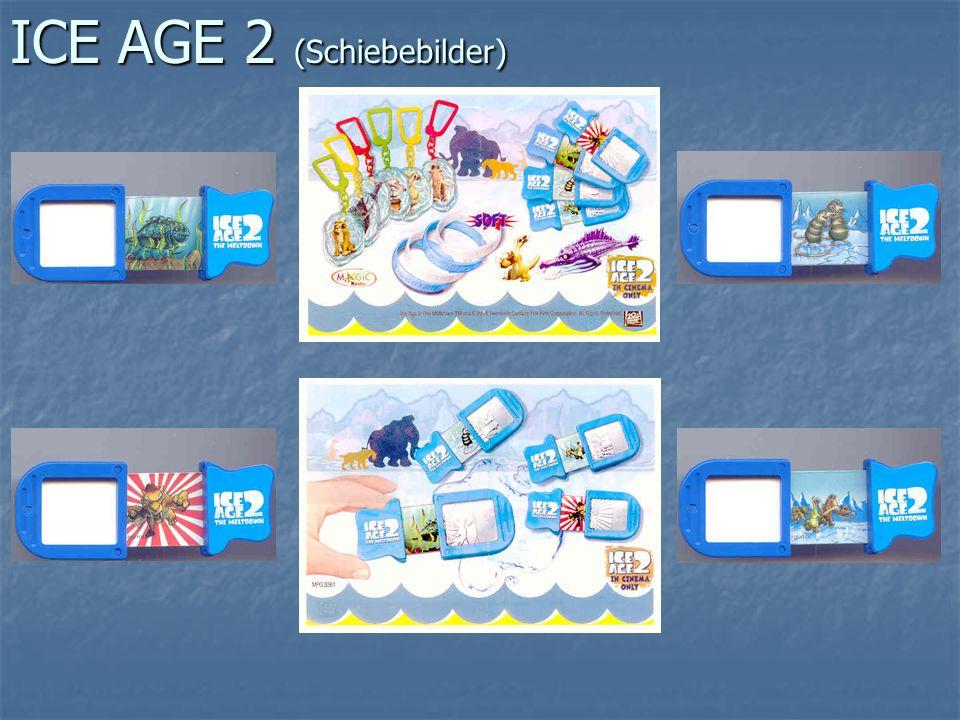 ICE AGE 2 (Armbänder)