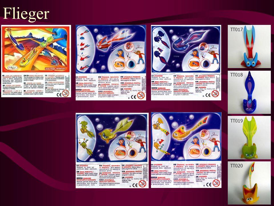 Flieger TT017 TT018 TT019 TT020
