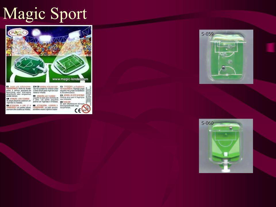 Magic Sport S-059 S-060