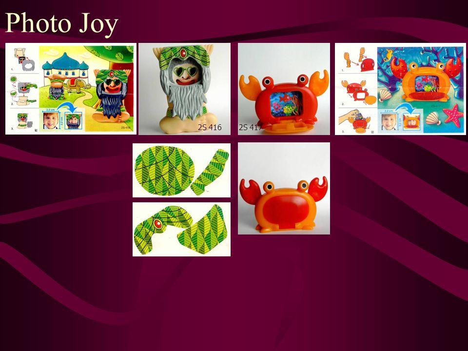 Photo Joy 2S 4162S 417