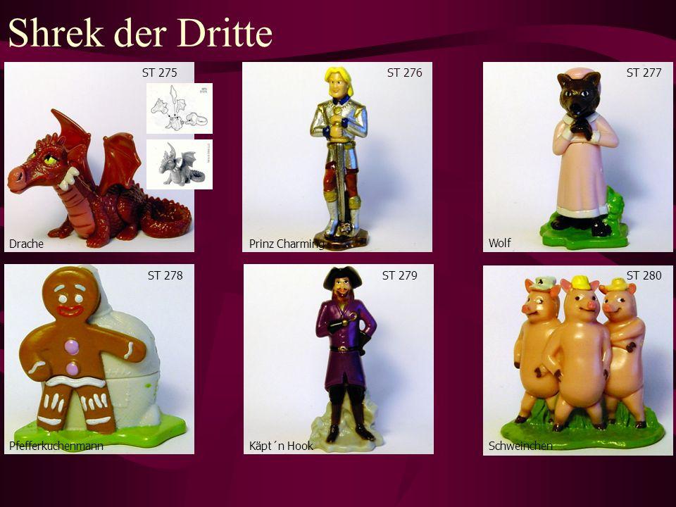 Shrek der Dritte, Spielzeug 2S 281