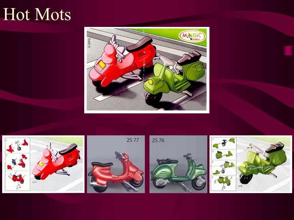 Hot Mots 2S 76 2S 77