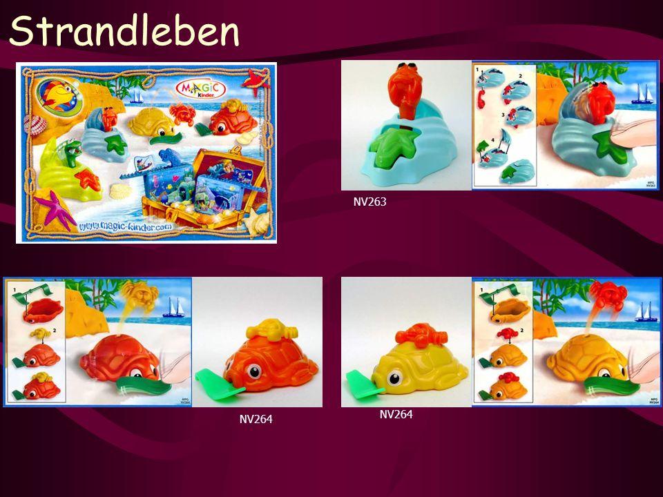 Strandleben NV263 NV264