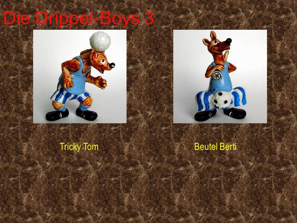 Die Drippel-Boys 3 Tricky TomBeutel Berti