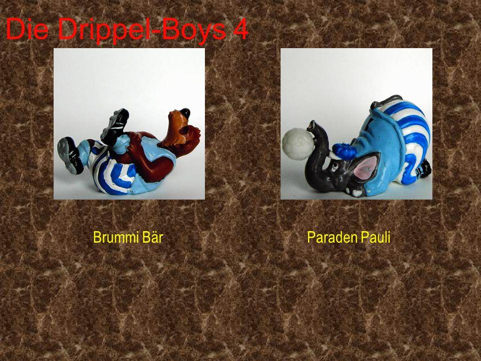Die Drippel-Boys 4 Brummi BärParaden Pauli