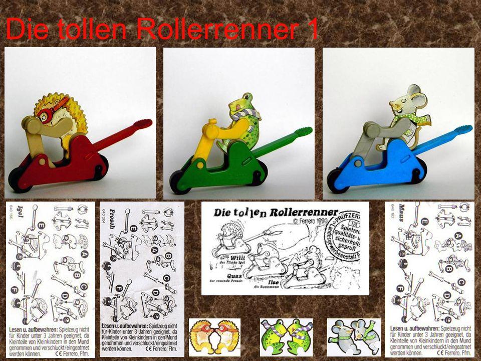 Die tollen Rollerrenner 1