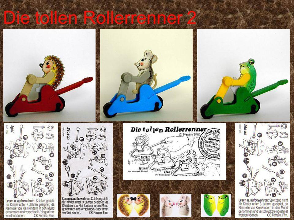 Die tollen Rollerrenner 2