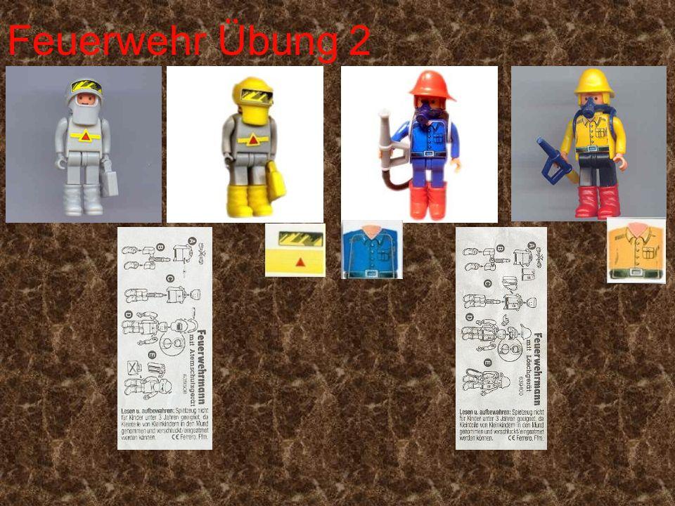 Feuerwehr Übung 2