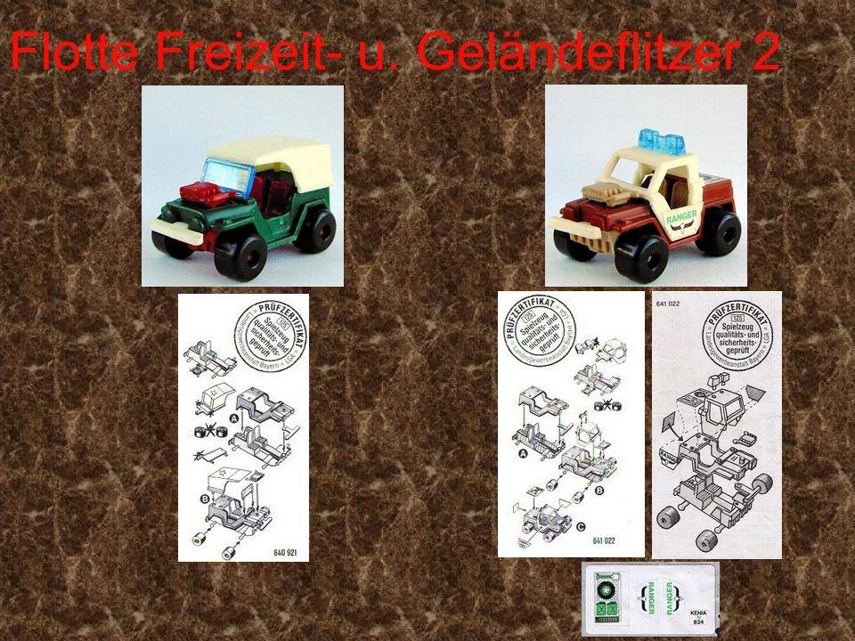 Flotte Freizeit- u. Geländeflitzer 2