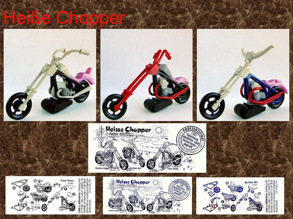 Heiße Chopper