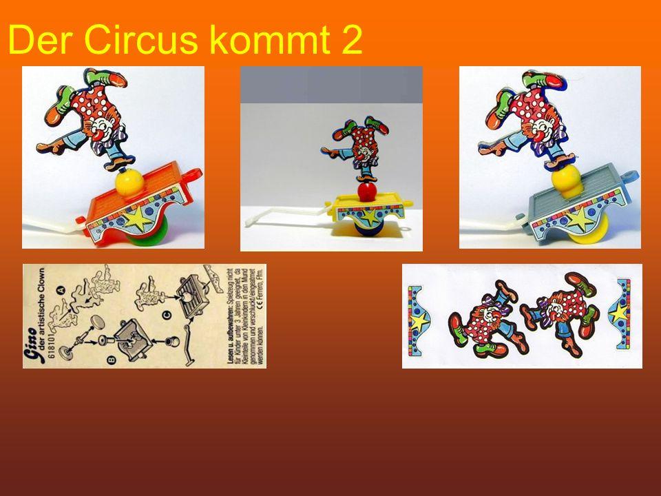 Der Circus kommt 2