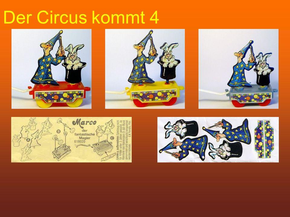 Der Circus kommt 4