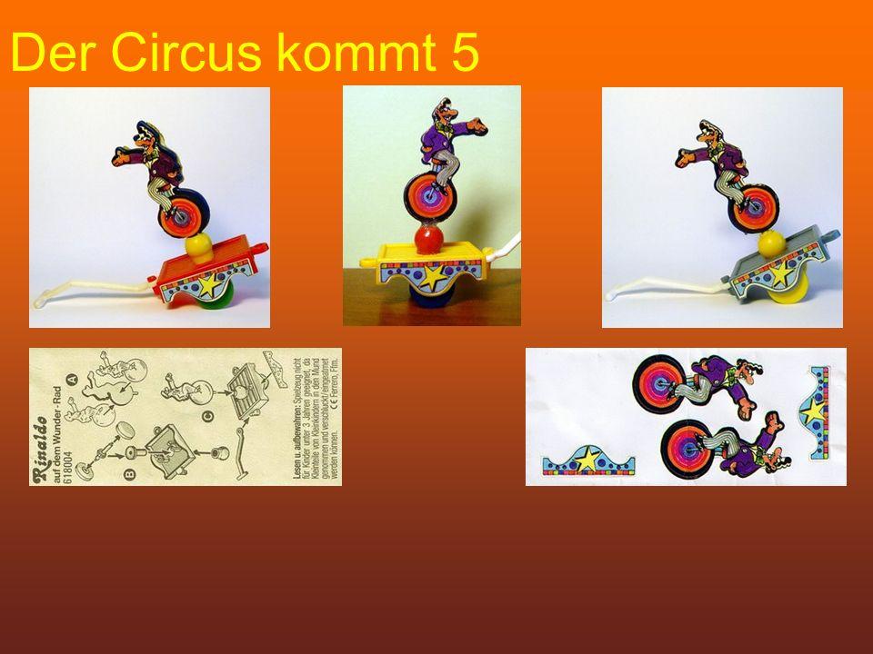 Der Circus kommt 5