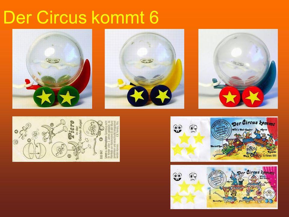 Der Circus kommt 6