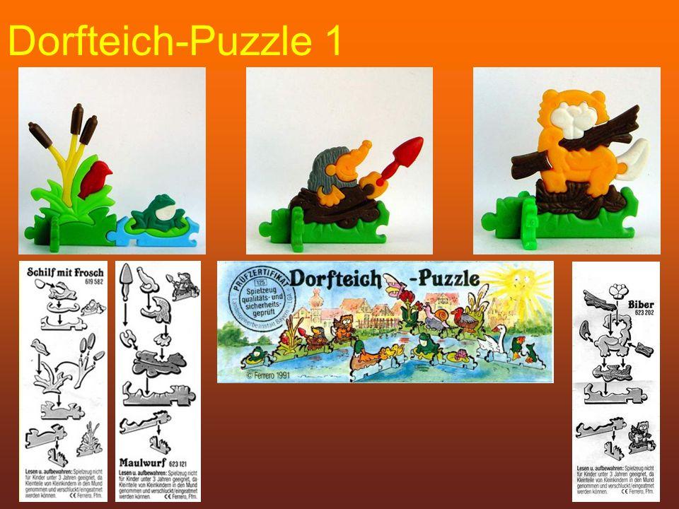 Dorfteich-Puzzle 1