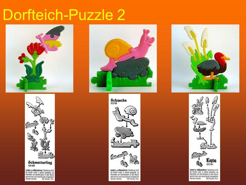 Dorfteich-Puzzle 2
