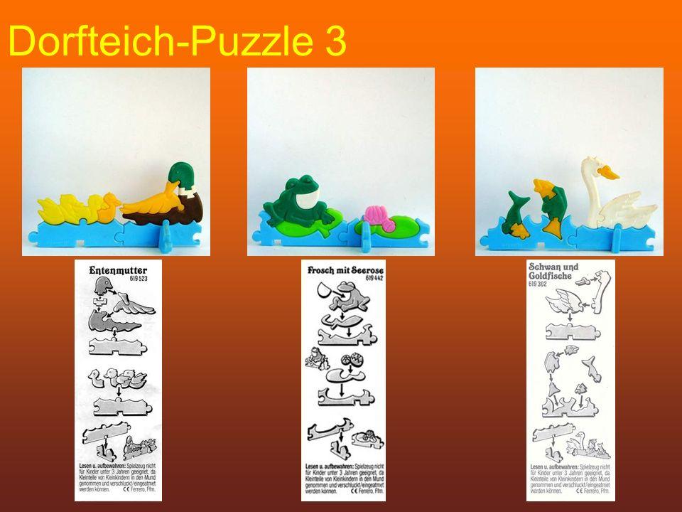 Dorfteich-Puzzle 3