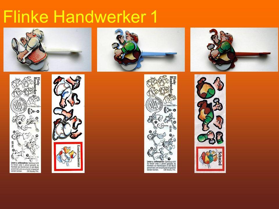 Flinke Handwerker 1