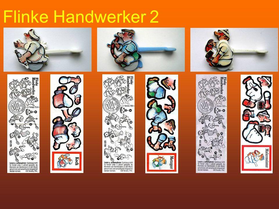 Flinke Handwerker 2
