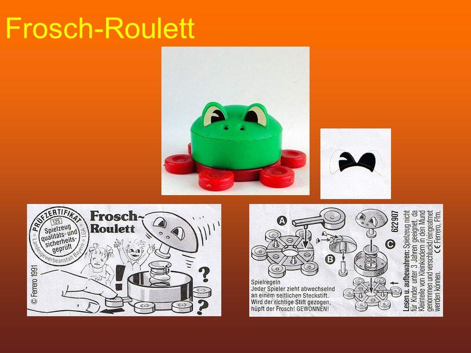 Frosch-Roulett