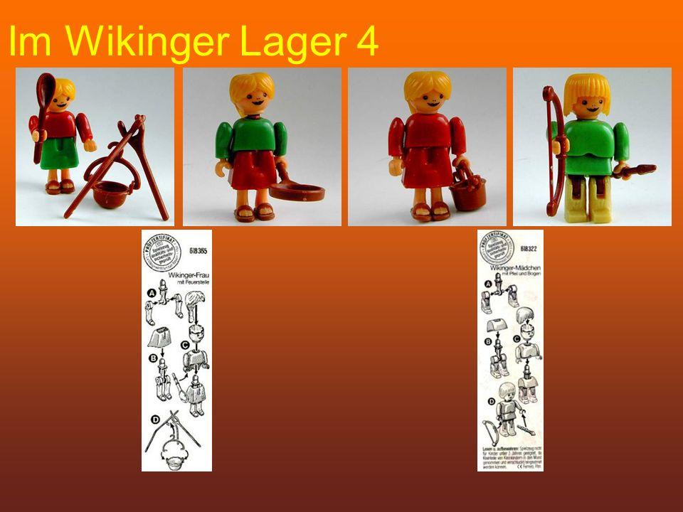 Im Wikinger Lager 4
