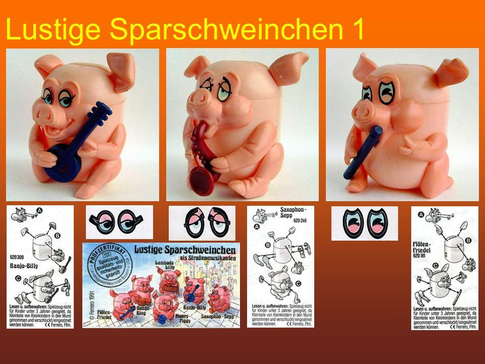 Lustige Sparschweinchen 1