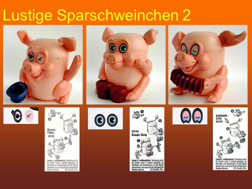Lustige Sparschweinchen 2