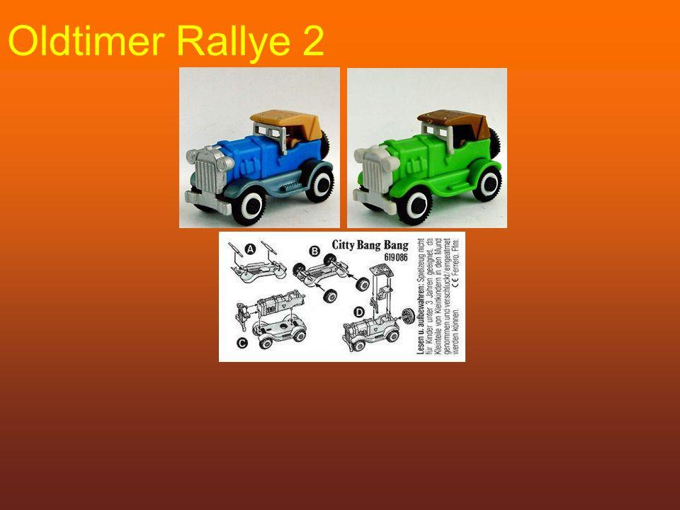 Oldtimer Rallye 2