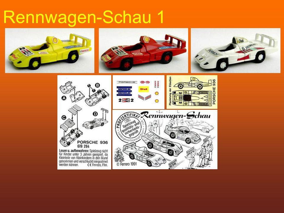 Rennwagen-Schau 1