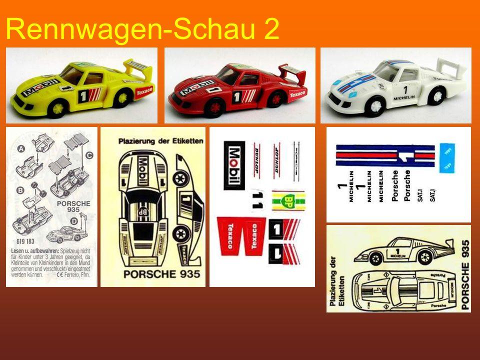 Rennwagen-Schau 2