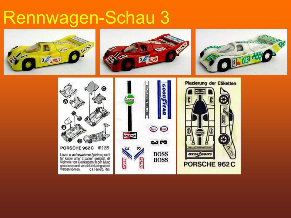 Rennwagen-Schau 3