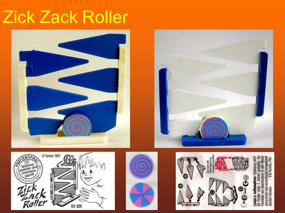 Zick Zack Roller